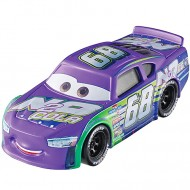 Masinuta metalica Parker Brakestone Disney Cars 3