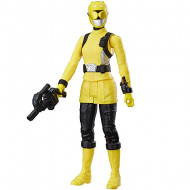 Figurina Power Ranger - Yellow Ranger 30 cm