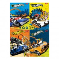 Caiet Matematica Hot Wheels A5