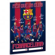 Coperta caiet A5 FC Barcelona