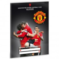 Coperta caiet A5 Manchester United
