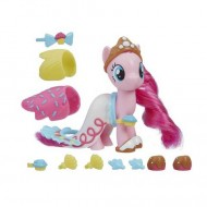 Figurina Pinkie Pie in rochie de sirena My Little Pony : Filmul
