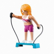 Figurina Profesoara de fitness Playmo- Friends Playmobil