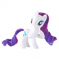 Figurina Rarity My Little Pony dimensiune 7 cm, in cutie