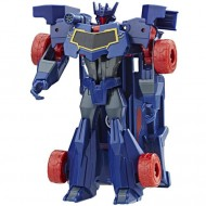Figurina Robot Sundwave Transformers Combiner Force