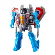 Figurina transformabila Cyberverse Starscream Transformers 14 cm