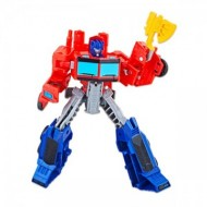Figurina transformabila Optimus Prime Transformers Cyberverse Warrior Class