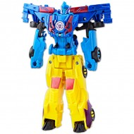 Figurine Dragstrip si Wildbreak Transformers Combiner Force
