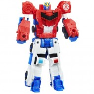 Figurine Robot Optimus Prime si Strongarm Transformers Combiner Force