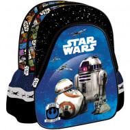 Ghiozdan gradinita Star Wars The Force Awakens 28 cm
