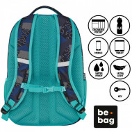 Ghiozdan rucsac ergonomic Be.bag: Be.Explorer Edgy Labirynth Herlitz