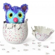 Hatchimals Fabula Forest jucarie de plus interactiva Tigrette