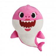 Jucarie de plus Baby Shark care canta - mama rechin