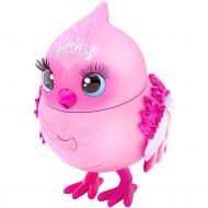 Jucarie interactiva Little Live Pets Lil' Bird - Micuta pasare Tiara Tweets
