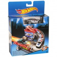 Lansator Toolbooth Takedown Hot Wheels