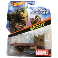 Masinuta Groot 1/64 Hot Wheels Marvel