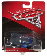Masinuta Jackson Storm Cars 3 Disney