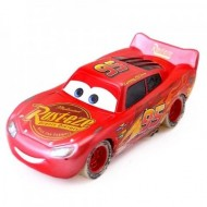 Masinuta metalica Fulger McQueen Fireball Beach Racers Disney Cars 3