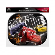 Parasolar auto Disney Cars XRS - set 2 bucati