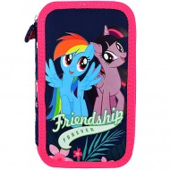 Penar echipat cu 2 compartimente Friendship Forever My Little Pony