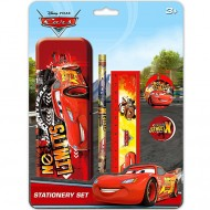 Penar Metal Cars si Set 4 Rechizite Cars