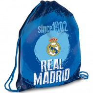 Sac de umar sport cu snur Real Madrid 1902
