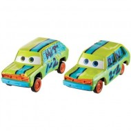 Set 2 Masinute Cars 3 Disney Hit&Run