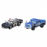 Set 2 masinute metalice Cars APB si Broadside Disney Cars