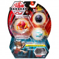 Set Bakugan Start figurina Pyrus Gorthion