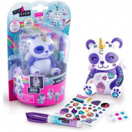 Set creativ Style4Ever Mini Deco DIY - Panda unicorn