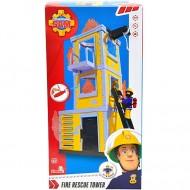 Set de joaca Cladirea in Flacari Sam Pompierul-Fire Rescue