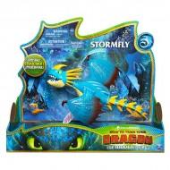 Set de joaca Cum sa-ti dresezi dragonul - Figurina interactiva Stormfly
