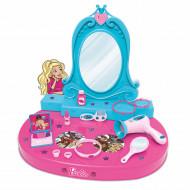 Set de joaca masuta de machiaj Barbie Vanity Studio