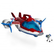 Set de joaca Patrula Catelusilor - Robo Dog si avionul Air Patroller - RESIGILAT