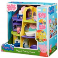 Set de joaca Peppa Pig si casuta familiei