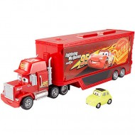 Set de joaca Travel Time Mack cu lansator Disney Pixar Cars 3
