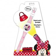 Ceas de mana digital Minnie Mouse