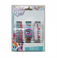 Set Ceas de mana digital si bratari My Little Pony