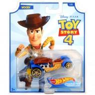 Masinuta Hot Wheels 1/64 Woody Toy Story 4
