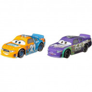 Set 2 masinute metalice Speedy Comet si Parker Brakeston Disney Cars