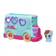 Autobuzul Prieteniei My Little Pony Friendship is Magic