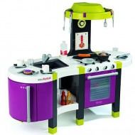 Bucatarie Copii Electronica Tefal Studio French Smoby