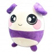 Figurina de plus Squeezamals Squishy Panda Penny 20 cm
