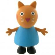 Figurina Peppa Pig pisica