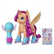 Figurina ponei Sunny Starscout My Little Pony: A New Generation - Canta si danseaza pe role