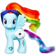 Figurina Rainbow Dash Explore Magical Scenes My Little Pony