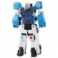 Figurine Robot Optimus Prime si Strongarm Transformers Combiner Force Robots in Disguise