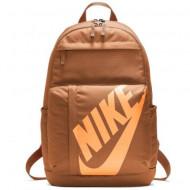 Ghiozdan rucsac Nike Elemental portocaliu, cu 4 compartimente