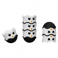 Jucarie de baie - Petrecerea Pinguinilor