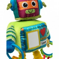 Jucarie Lamaze Robot - Play and Grow Rusty The Robot